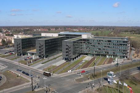 Neubau HDI, Hannover