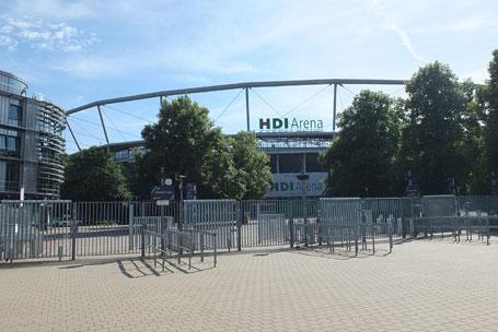 Sportstätten, Hannover