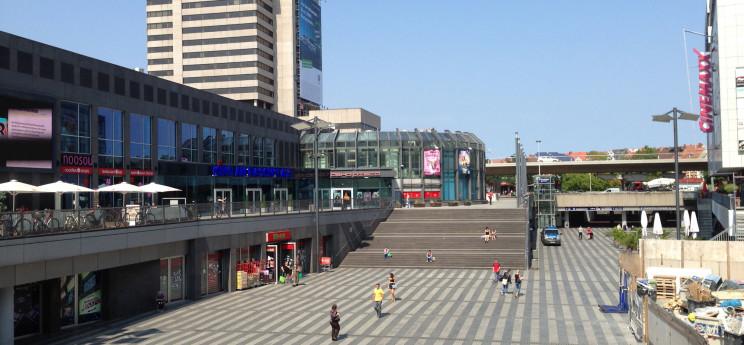 Raschplatz, Hannover