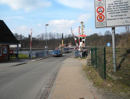 Nord-Ostsee-Kanal (NOK)